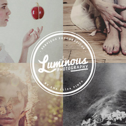luminous photography logo